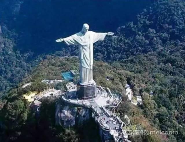 巴西melcoprol绿蜂 带你走进巴西名胜