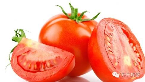 蜂蜜西红柿果冻