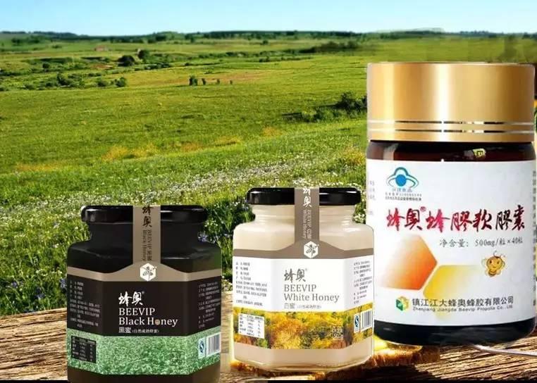 蜂产品:源于天然,养出精魂