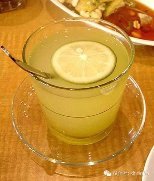 蜂蜜柠檬茶我们都不懂的这些