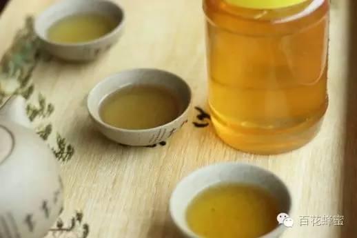 蜂蜜搭一物喝出不老容颜!!