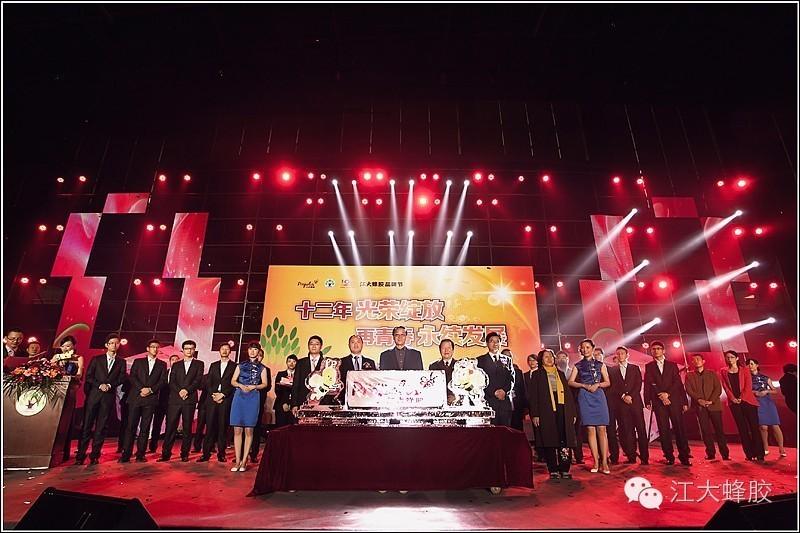 【蜂光盛典】2013再青春——蜂胶品牌节回顾