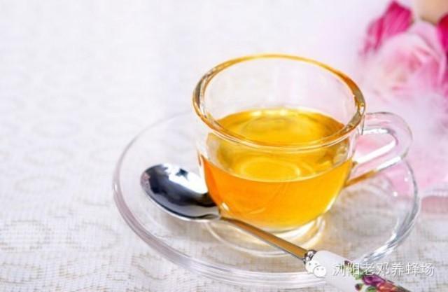 秋天 - 多喝蜂蜜水