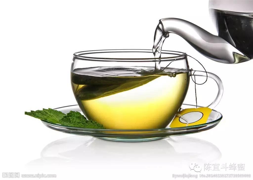 【蜂产品营养时间】—茉莉蜜香茶
