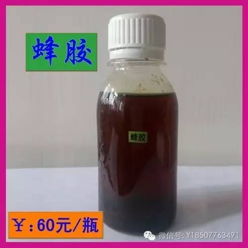 蜂胶详细的成份/药理/临床案例/过敏试验