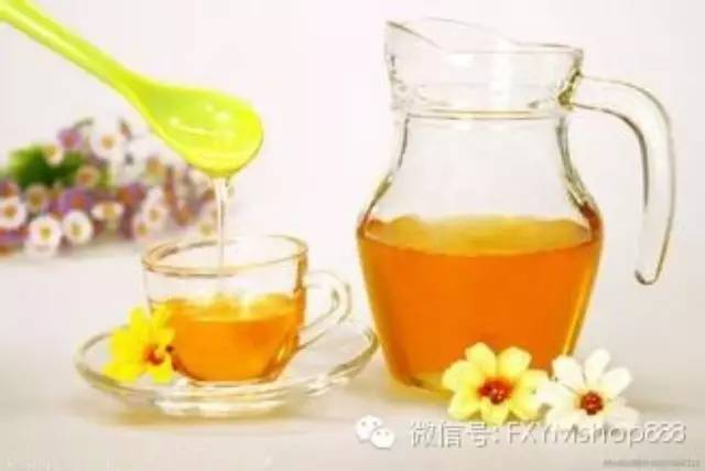 蜂蜜茶 蜂蜜标签 消除 白萝卜蜂蜜水 患者