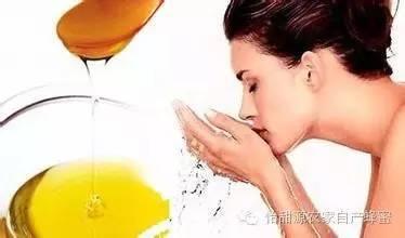 蜂蜜洗脸仅一周,皮肤白皙有光泽!