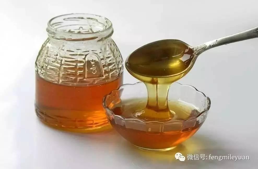 增强抵抗力,只需每天一匙蜂蜜~