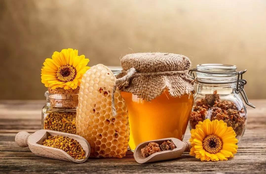 别不信,蜂产品是地道天然药材!