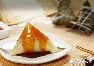 粽子沾蜂蜜,最佳组合,你吃过吗?