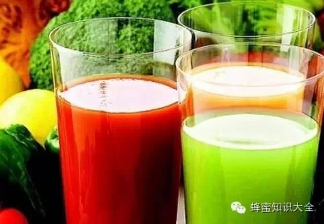 超好喝的蜂蜜蔬菜汁推荐