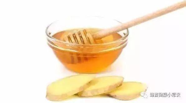 蜂蜜和生姜好上了  食疗效果惊人