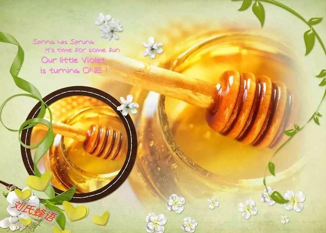 蜂蜜的品牌 泰国皇室蜂蜜 糯米粉蜂蜜 嗓子干蜂蜜水 意蜂蜂蜜
