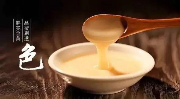 蜂蜜怎么白色的还有沙 菊花加蜂蜜 枸杞泡水加蜂蜜 野蜂蜜糖 熊大快跑蜂蜜