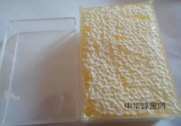 蜂蜜 巢蜜 盒子蜂蜜 巢脾蜂蜜 什么是巢蜜