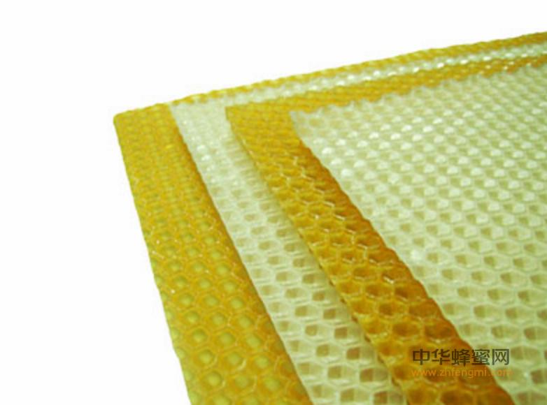 养蜂 蜜蜂养殖 养蜂技术 修造巢脾 造脾方法