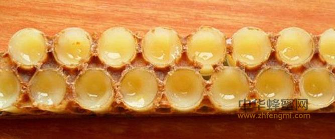 蜂王浆 品质 蜂蜜 花粉 10-HDA 功效