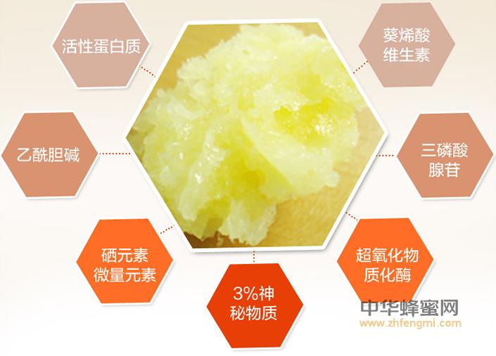 蜂王浆 癌症 蜂王浆的作用与功效 牛磺酸
