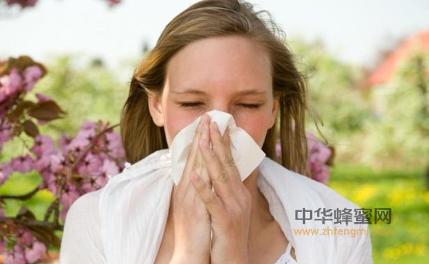 蜂花粉 过敏 蜂花粉的副作用