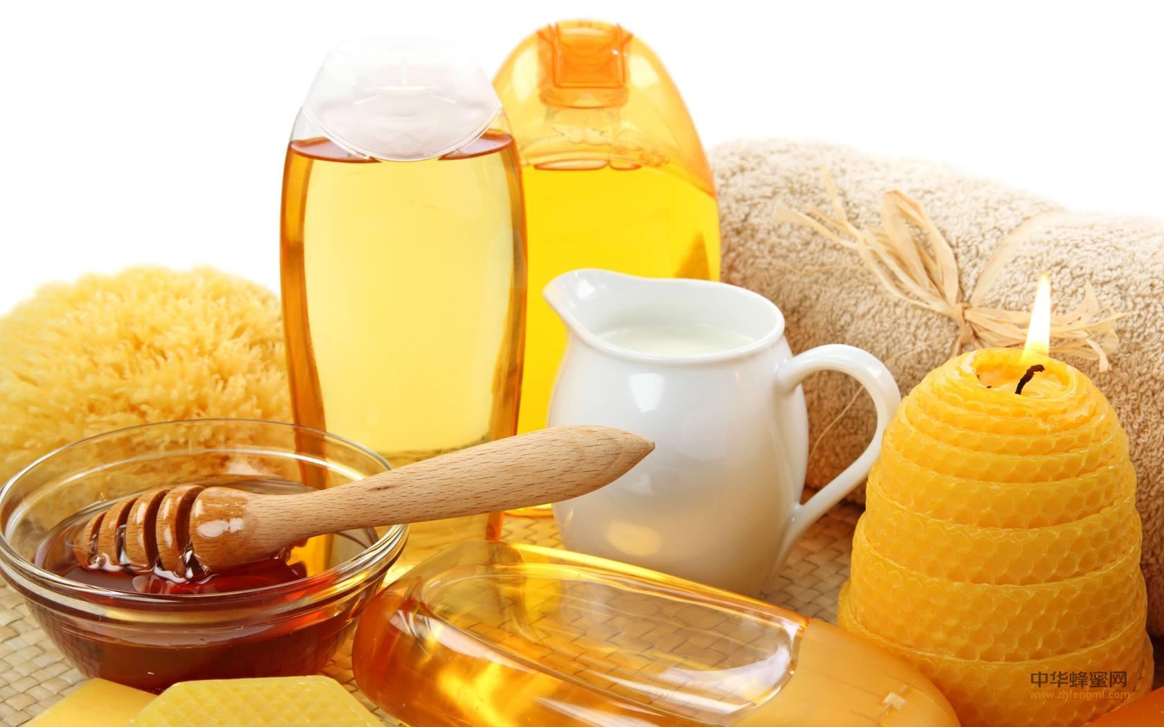 蜂蜡 分类 蜂产品