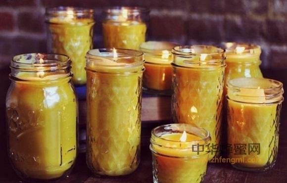 蜂蜡 蜂产品 蜂蜡应用