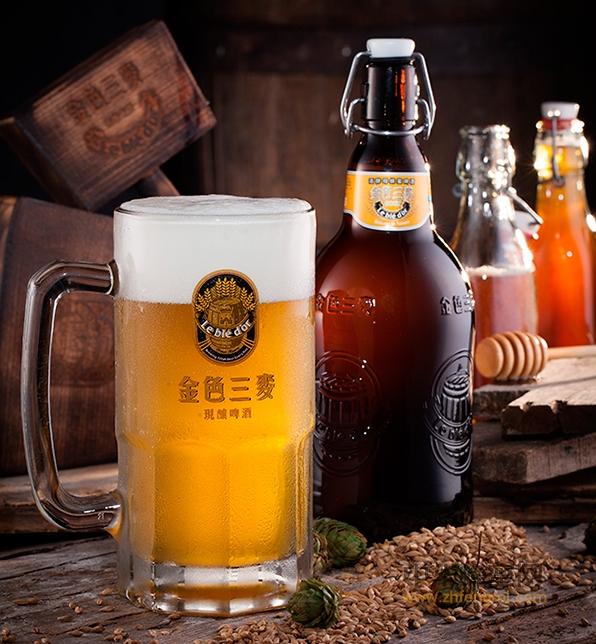 蜂蜜 啤酒 工艺流程
