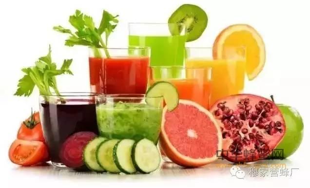 【苹果醋加蜂蜜】_当蜂蜜与上蔬菜,自然养生,健康美容