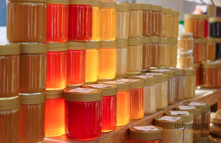 蜂蜜 蜂蜜结晶 蜂蜜颜色 蜂蜜浓度
