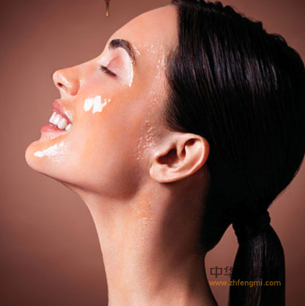 蜂蜜 蜂蜜美容 蜂蜜敷脸 蜂蜜护肤 祛斑