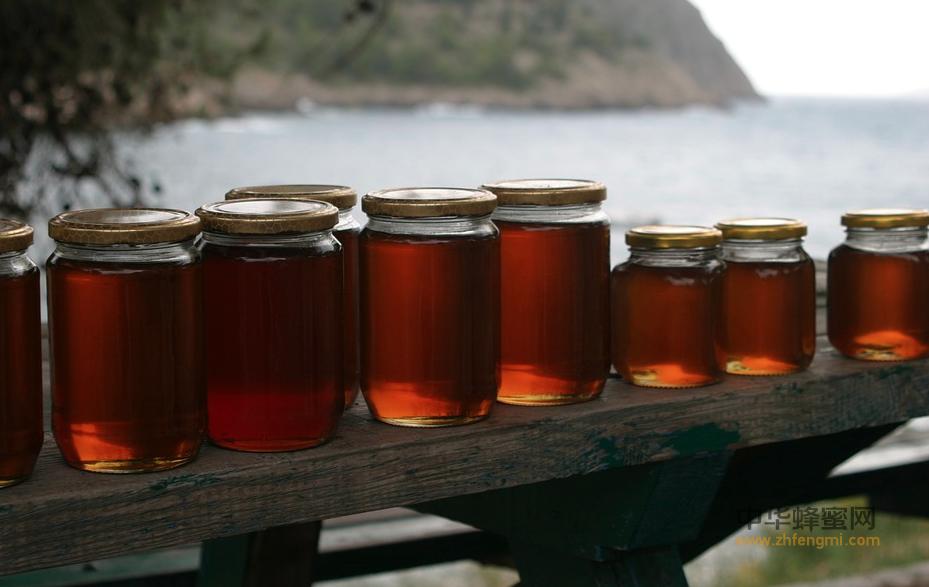 蜜蜂养殖 蜂蜜 满蜜