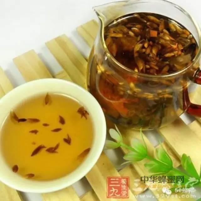 【蜂蜜与四叶草第一季】_快速解酒偏方 葛花蜂蜜茶