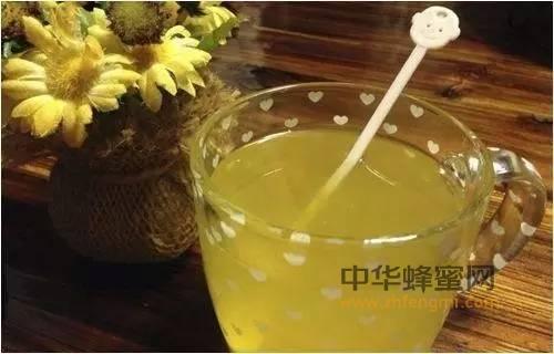 春季喝点蜂蜜柚子茶 美美哒