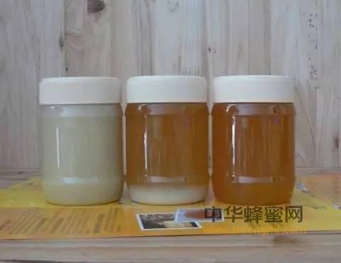 蜂蜜出现颜色差异、分层是怎么了?