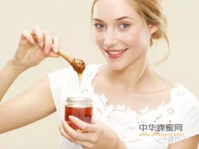 喝蜂蜜水的N种好处