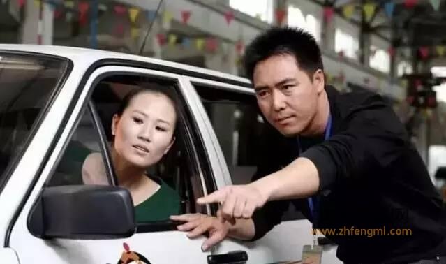 一乡下人去驾校学车,看了不许笑!