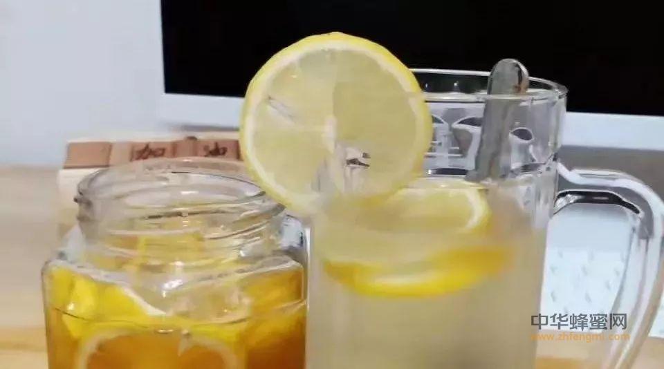 知蜂谷土家蜂蜜柠檬水