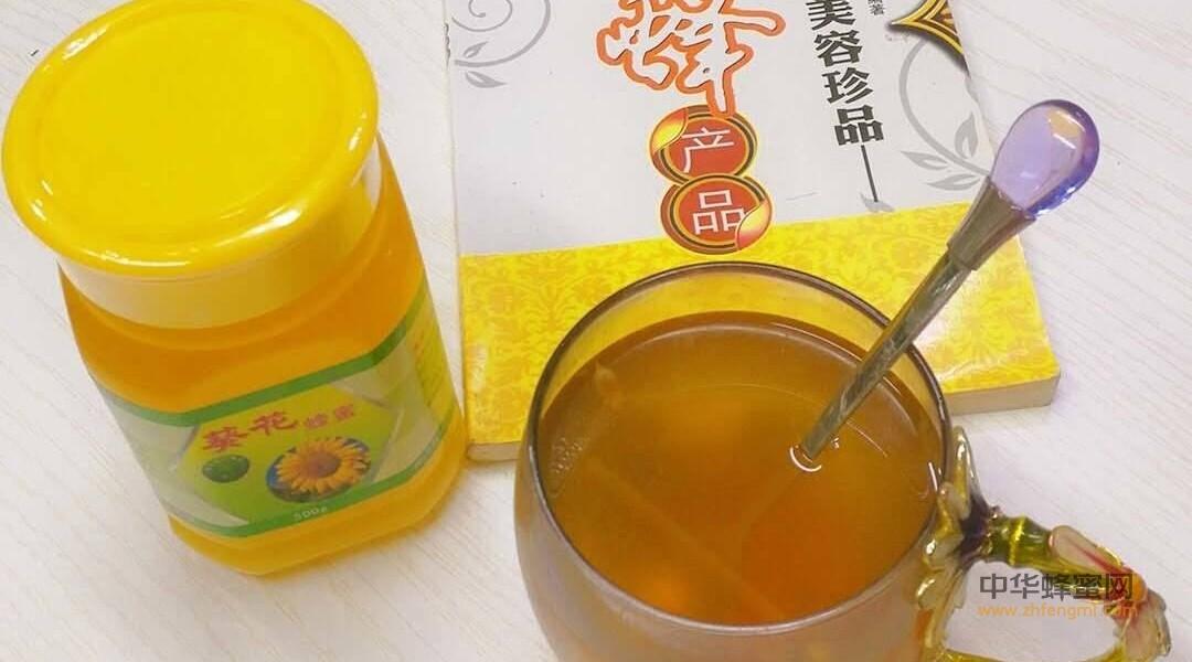 儿童每天喝蜂蜜能促进生长发育!