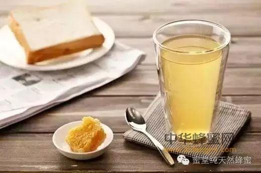这个时间点喝蜂蜜水最好