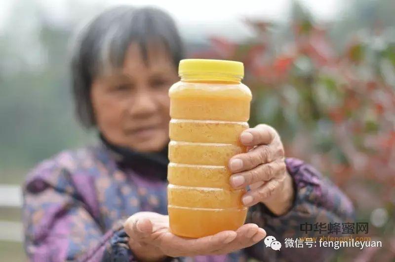 蜂蜜——老年人最佳的摄糖途径!