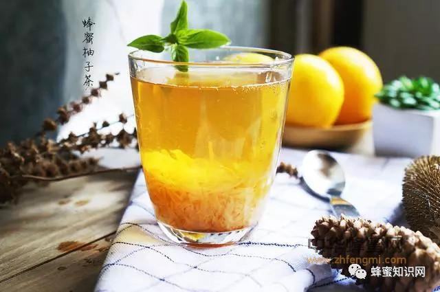 美颜养生圣品:蜂蜜柚子茶的正确喝法以及制作方法