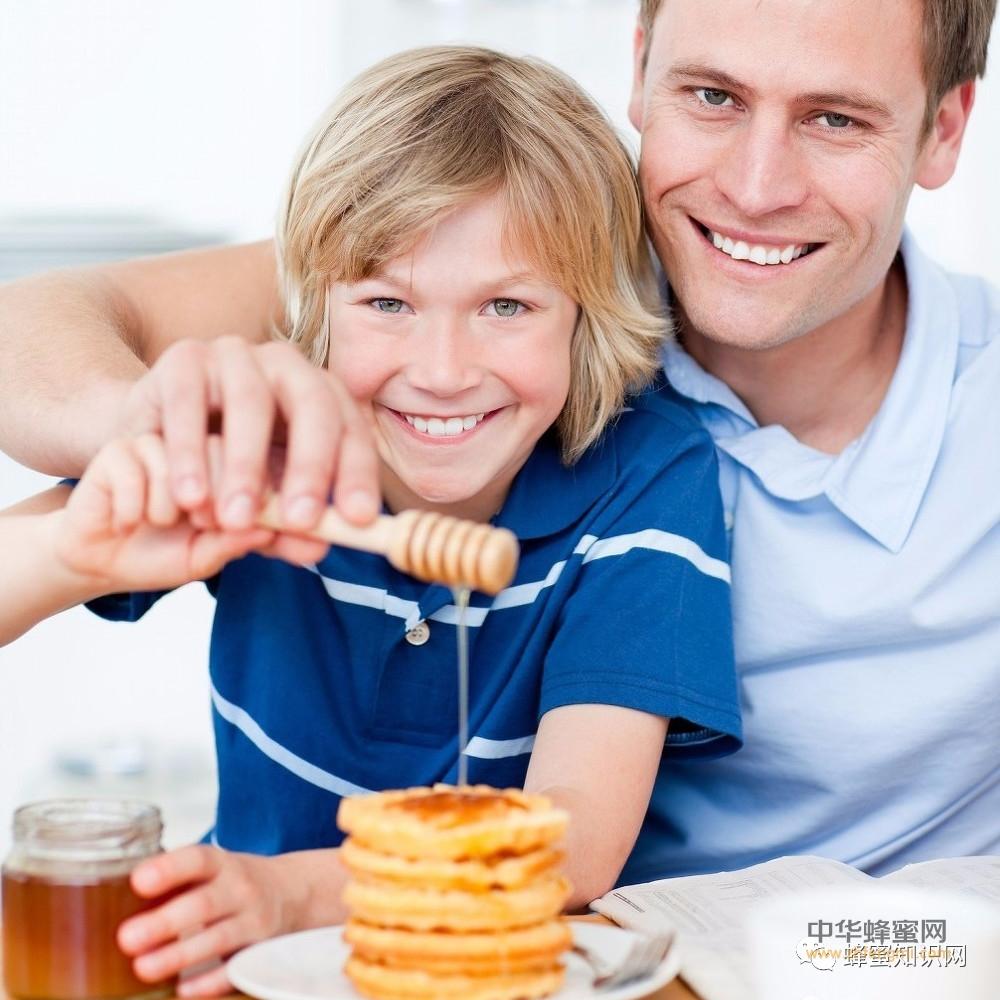 儿童食用蜂蜜有学问