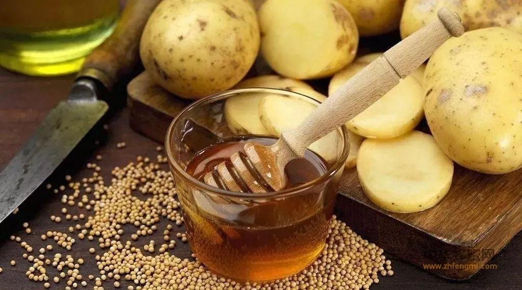 【白醋蜂蜜】_土豆配蜂蜜记得收藏哟