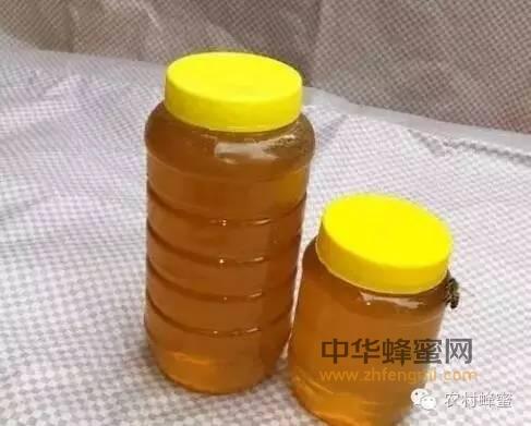 荆条蜜——四大蜜之一