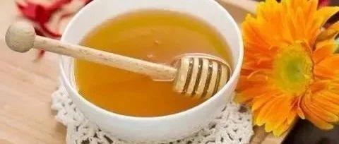 一杯蜂蜜水,一份温情!