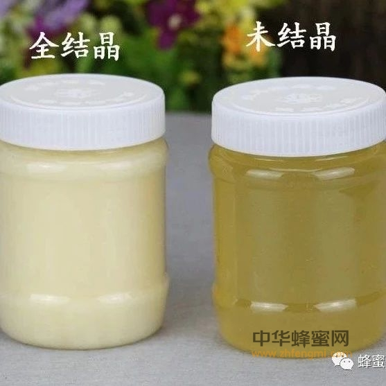 蜂蜜结晶各不同?原因有这四个,千万别有误会。