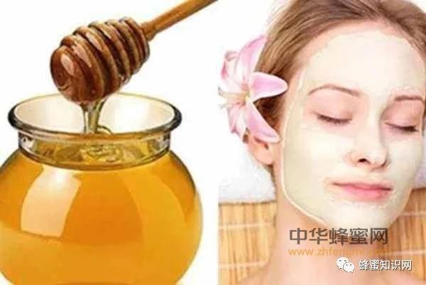 蜂蜜面膜这么做,美女省下万元护肤费